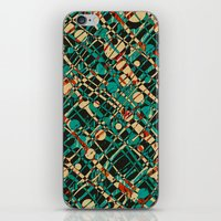 alien iPhone & iPod Skins featuring Alien by Glanoramay