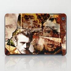 Jame Dean - Grunge Style - iPad Case