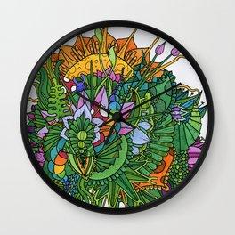 Runcible Sunrise Wall Clock
