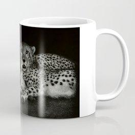 Jake and Elwood, cheetah brothers Coffee Mug