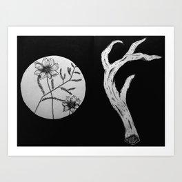 Spring Transition Art Print