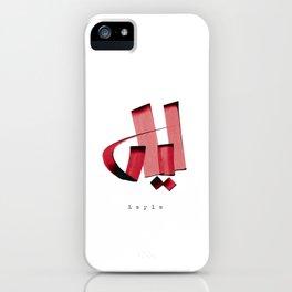 Laila iPhone Case
