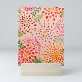 Starburst Scatter Mini Art Print