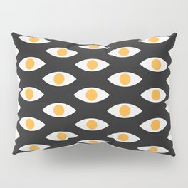 eye pattern Pillow Sham
