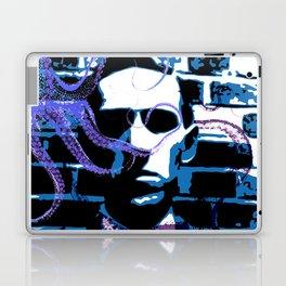 H. P. Lovecraft Poster Laptop & iPad Skin