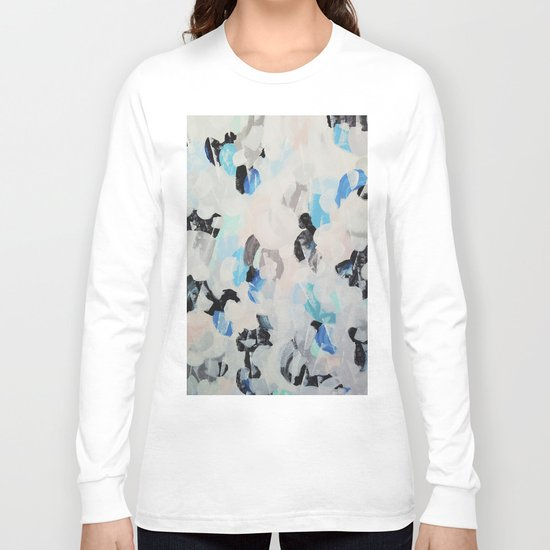 Abstract painting 2 Long Sleeve T-shirt