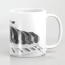 Warehouse District Architecture Hamburg Coffee Mug