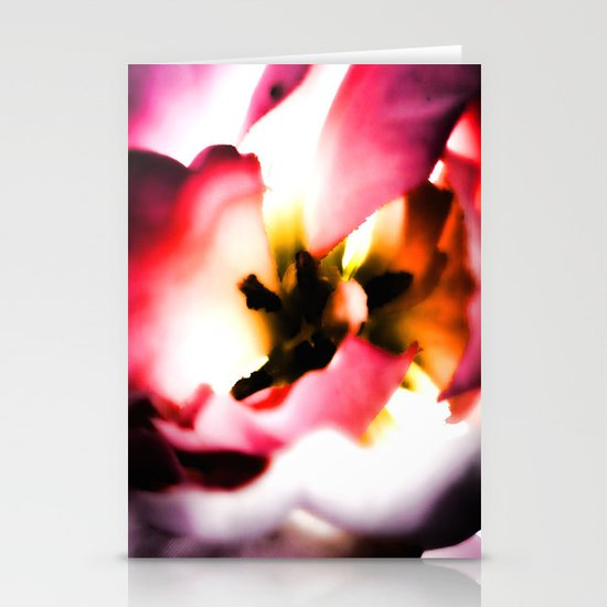 Artificial Beauty Stationery Cards