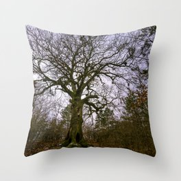 Beware of the ent Throw Pillow