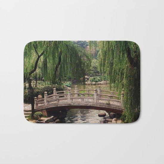 Asian Garden Bath Mat