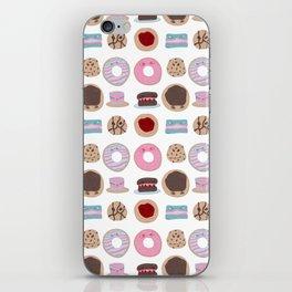 Evil Desserts iPhone Skin