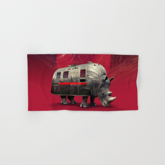 Rhino Hand & Bath Towel