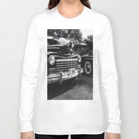 old school Long Sleeve T-shirts featuring Old School by Xneon