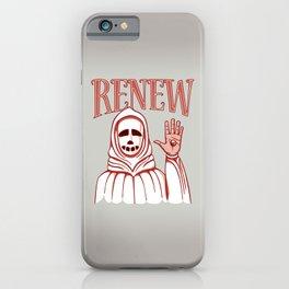Renew iPhone Case