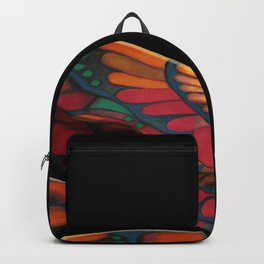 """""""A thousand colors of butterfly wings"""" Backpack"""