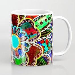 Florem Terrae Dark Coffee Mug