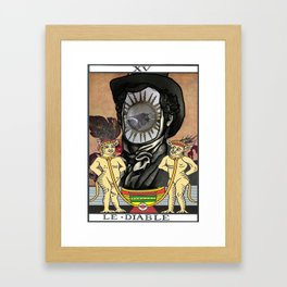 Dorian Grey Framed Art Print
