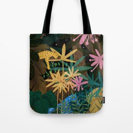 Jungle #2 Tote Bag