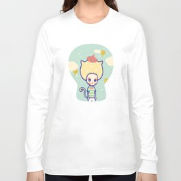 The unknown world Long Sleeve T-shirt