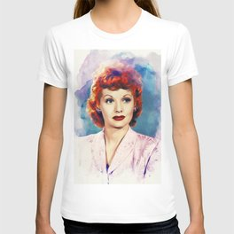 Lucille Ball, Actress T-shirt