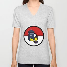 Doctor Chu Ball Unisex V-Neck