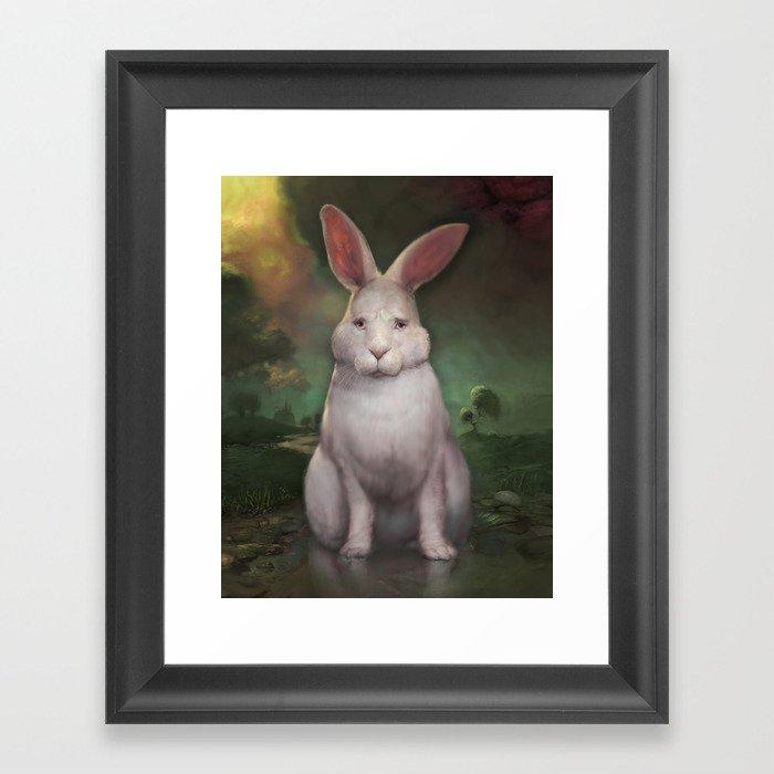 BUGSY Framed Art Print