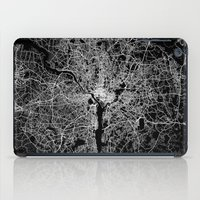 washington iPad Cases featuring washington map by Line Line Lines
