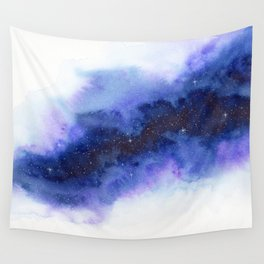 A Crack in the Universe Wall Tapestry