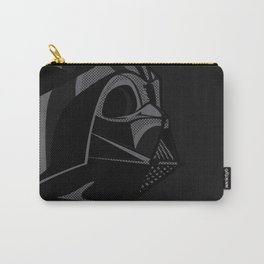 Pop Art Vader black Carry-All Pouch