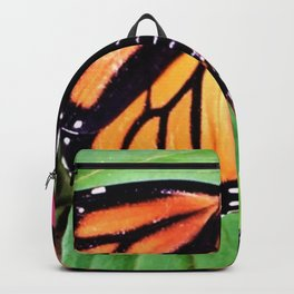 The Monarch Shows A Glimpse Of Trust Backpack
