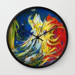 Celebrate Life Wall Clock