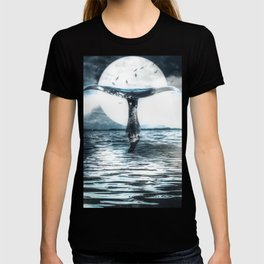 The whale and the drowned by GEN Z T-shirt