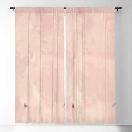 Blush Pink Blackout Curtain