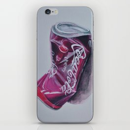 still life - coke art study  iPhone Skin