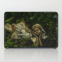 fairy iPad Cases featuring Fairy by Mark Spence