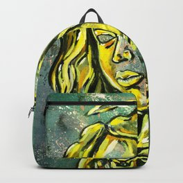 Visage of Grace Backpack