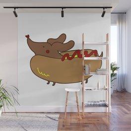 Hottodoggu Wall Mural