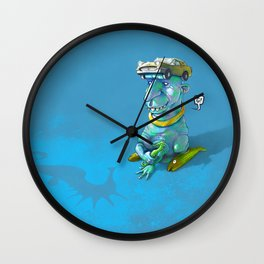 Nonsensation Wall Clock