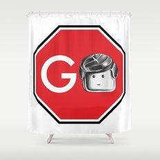 GO Shower Curtain