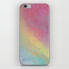 Rainbow diffusion iPhone Skin