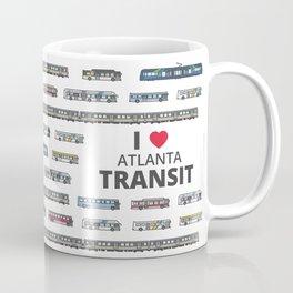 The Transit of Greater Atlanta Coffee Mug