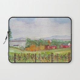 Snow Farm Winery Laptop Sleeve