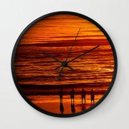 The Watchers Wall Clock