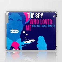 James Bond Golden Era Series :: The Spy Who Loved Me Laptop & iPad Skin