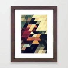 yncyrtyynty  Framed Art Print