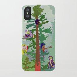 Nestor Tidcu iPhone Case