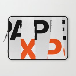 Fall Paper Expo (from Design Machine archives) Laptop Sleeve
