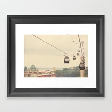 Summer in December Framed Art Print