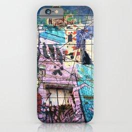 European Street Art iPhone Case