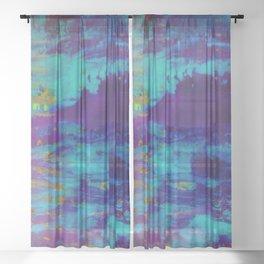 Blue Brane S36 Sheer Curtain